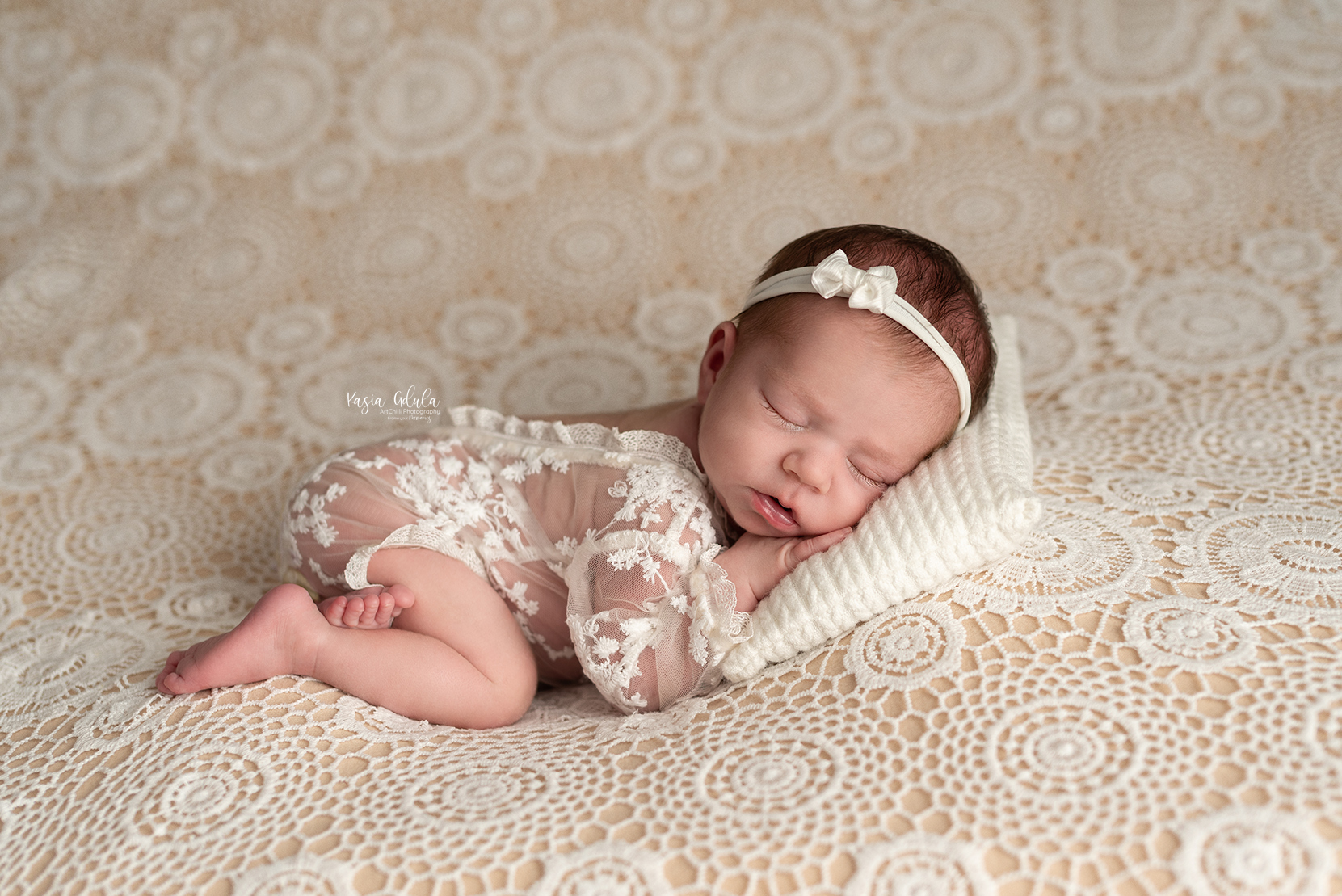 newborn baby photo shoot UK North Yorkshire Scarborough